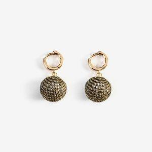 Rebecca Minkoff • Pom Pom Earrings